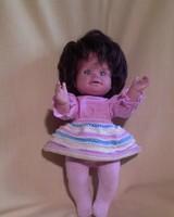 Mattel  játékbaba 1965 nevető - síró