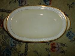 Rosenthal-Thomas cégtől kínálótál-csontszínű porcelán