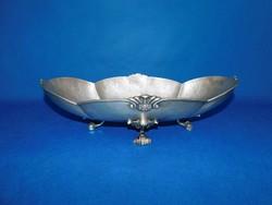 Ezüst  barokk ANTIK kínáló 1500 g