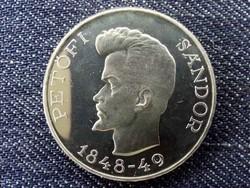 Petőfi Sándor .500 ezüst 5 Forint 1948 PP/id 10313/