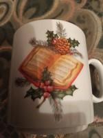 Csodás díszes német teás csésze 2 dl