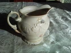 Régi német porcelán kiöntő