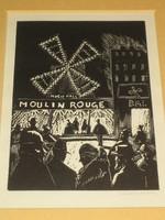 Walleshausen Zsigmond: Párizsi este