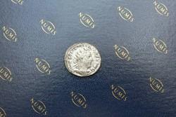 I.VALERIANUS / FIDES MILITUM antoninianus