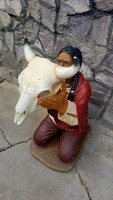 Indian szobor