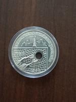 Labdarúgó Világbajnokság USA 1000 forint ezüst érme 1994