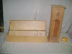 Bortartó fából - két darab