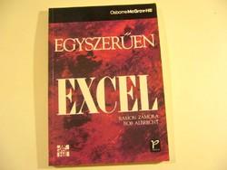 EGYSZERŰEN EXCEL könyv - MPL csomagautomatába is mehet