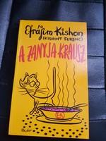 A Zanyja Krausz-Efraim Kishon -Zsidó humor.