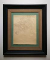 Kacziány Aladár festmény terv