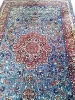 Isfahan antik szőnyeg