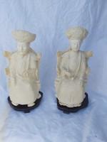Antik Keleti császári pár.