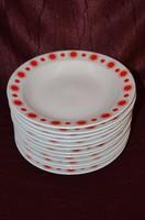 12 db Alföldi porcelán centrum varia mély tányér
