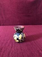 Hódmezővásárhelyi népi szecessziós kerámia váza, HMV