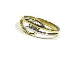 Arany gyűrű(Kecs-Au79568)