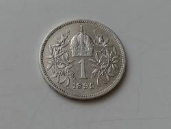 1 corona 1895 osztrák EF