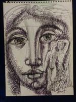 Józsa János Ádám és Éva