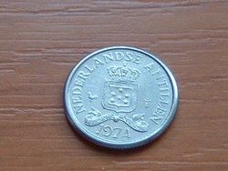 HOLLAND ANTILLÁK 10 CENT 1974   #