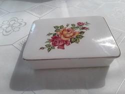 Kispesti gránit virágos bonbonier  2673