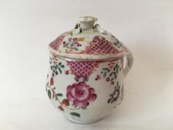 18. századi famille rose kinai csésze