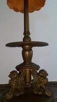 Empire figurális álló lámpa