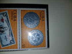 Cuba, 4 db postatiszta, 1975