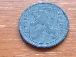 BELGIUM BELGIE - BELGIQUE 1 FRANK 1942 WW II CINK #