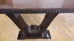 Artdeco konzol asztal