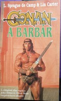 Conan a barbár Cherubion kiadó 1995, ajánljon!