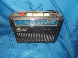 Retro sony japán rádió