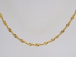 Arany nyaklánc (ZAL-Au79957)