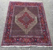 Gyönyörű iráni Bidjar szőnyeg, új állapotú