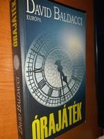 David Baldacci:Órajáték 2006.2500.-Ft