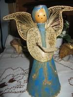 Retro  angyal  dekoráció