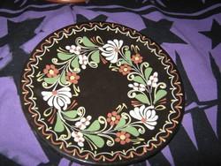 kerámia tányér, 23cm (1)