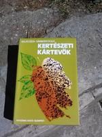 Szőllészet kertészetes könyvek 3db