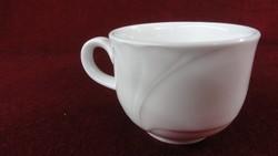 LILIEN porcelán Ausztria, kávéscsésze, halvány virágmintával. Típusszám: 18.