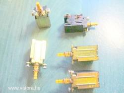 KAPCSOLÓ 250V 10A új vagy újszerű pl. AT tápos régi gépekbe-MPL csomagautomatába is mehet
