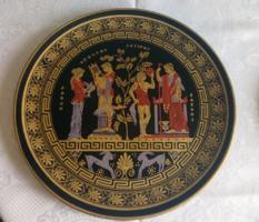 Görög fali tányér 2db