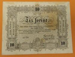 1848 10 forint
