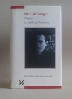 Otto Weininger - Notesz-Levelek egy baráthoz