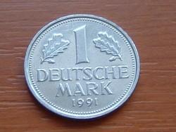 NÉMET NSZK 1 MÁRKA DEUTSCHE MARK 1991 A (BERLIN) #
