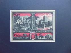 75 pfennig 1920 Németország