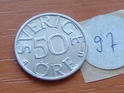 SVÉD 50 ŐRE 1982 97.