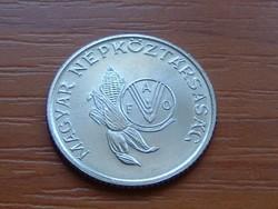 MAGYAR NÉPKÖZTÁRSASÁG 5 FORINT 1983 FAO EMLÉK KIADÁS 50.000 DB
