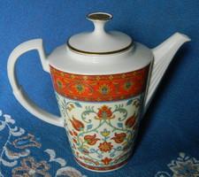 Különleges porcelán kanna, kancsó, kiöntő, Retsch Arzberg