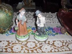 Antik porcelán figurák