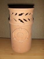 Cserép váza 21,5 cm (4/d)