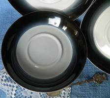 Goebel West Germany, porcelán kistányér, 3 db egyben