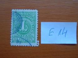 KOLUMBIA 1 C 1904 címer és ábrák  E14